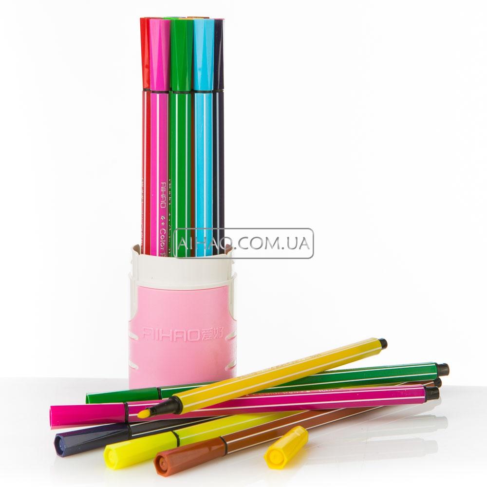 Набор фломастеров Centropen 7770/10 10 шт разноцветный